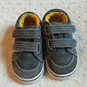 Circo Toddler Boys' Heath Canvas Sneakers Size 7